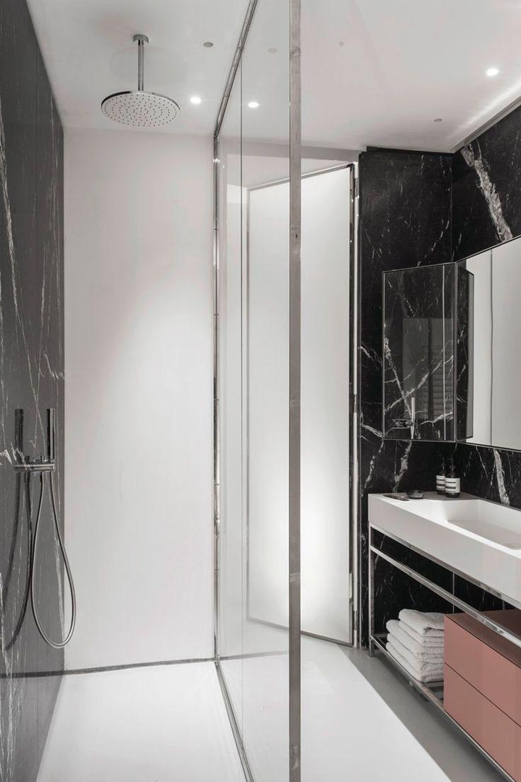17 best Baños images on Pinterest | Bathroom, Bathrooms and Half ...