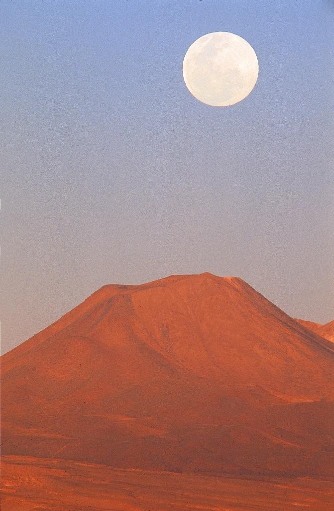 Licancabur Volcano @ San Pedro de Atacama