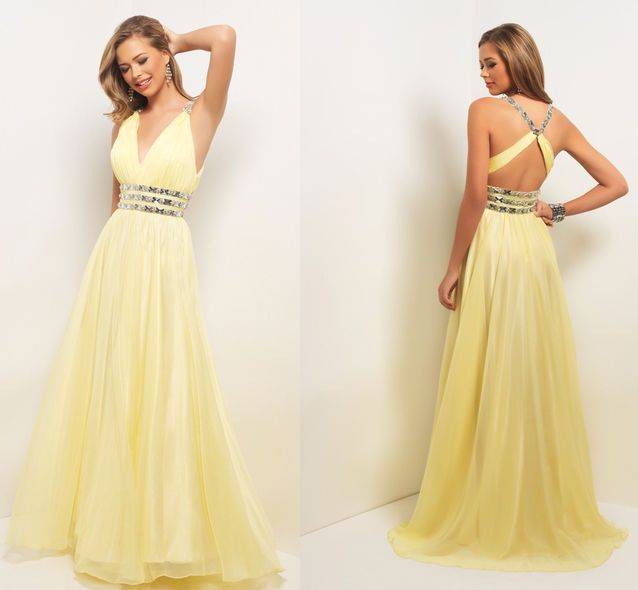 17 Best ideas about Pale Yellow Dresses on Pinterest ...