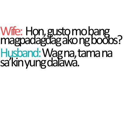 Short Funny Jokes Quotes Tagalog Funny Joke Quote
