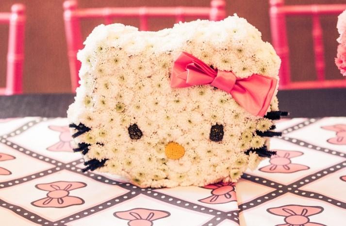 Hello Kitty Wedding Gift: Top 25 Ideas About Hello Kitty Centerpieces On Pinterest