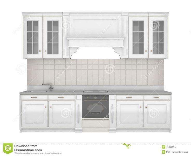 Muebles de cocina fondo blanco buscar con google - Buscar muebles de cocina ...