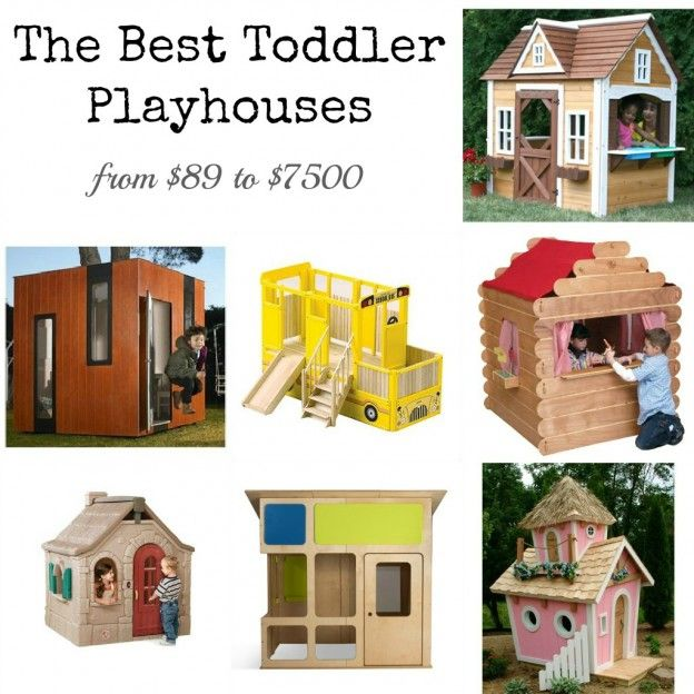 the best toddler playhouses