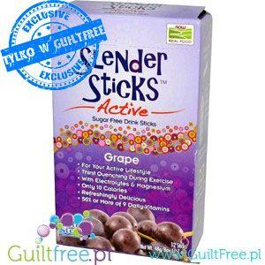 Acive Grape Slender Sticks mix ze stewią do drinków