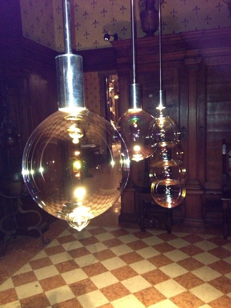 Bubbly Lamp - Museo Bagatti Valsecchi, curator Rossana Orlandi