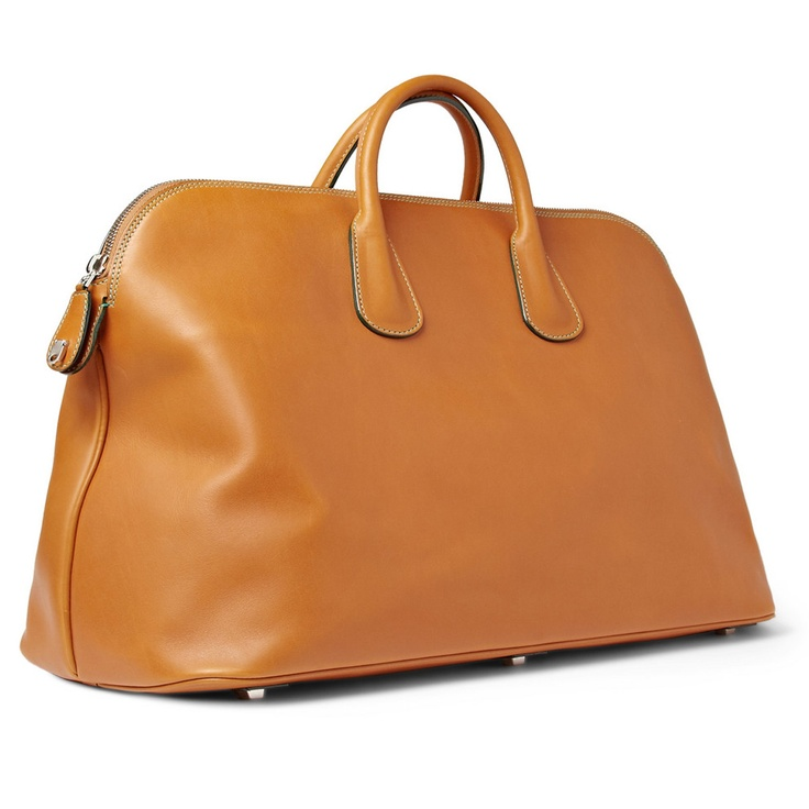 Tote a classic carryall courtesy of Valextra #holtspintowin