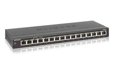 Netgear SOHO  16-Port Gigabit  Ethernet Switch (GS316-100NAS) *Frys.com Only