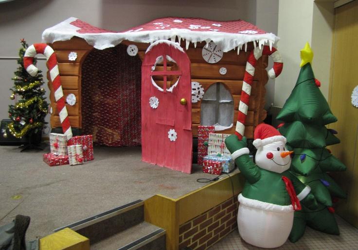 Santa's Grotto!