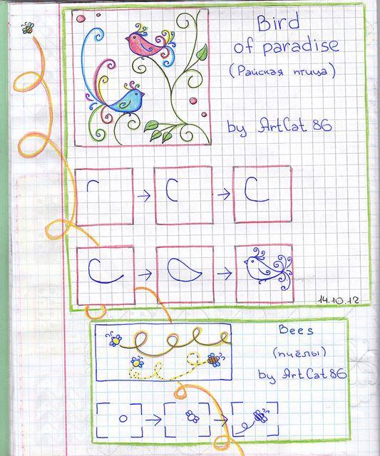 artbook 2 by ArtCat86, via Flickr