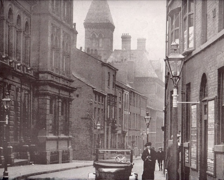 mawdsley street.