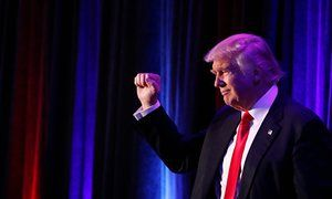 The Guardian view on President-Elect Donald Trump: a dark day for the world | Editorial | Opinion | The Guardian