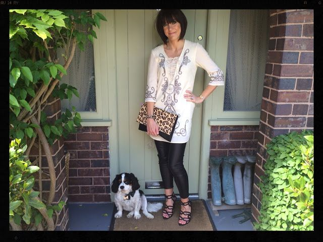 La Redoute Style Challenge - One Kaftan 5 Different Ways
