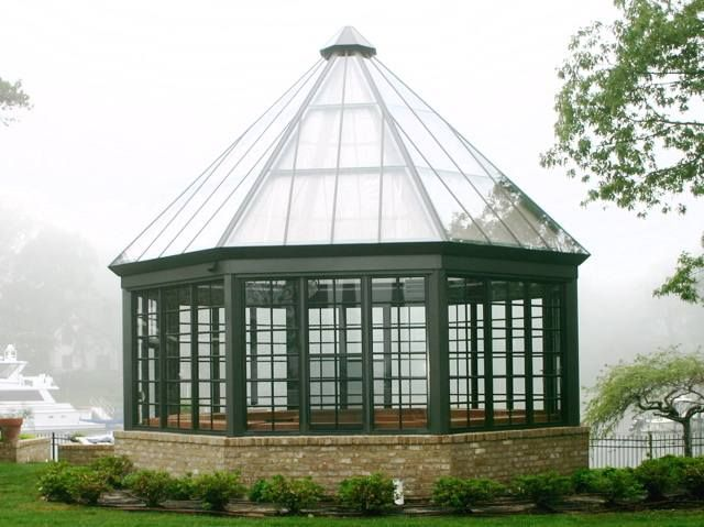 Conservatory and Greenhouse Construction: Claytonhill Greenhouse Company