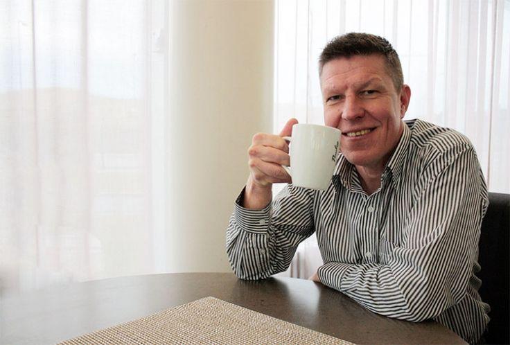 Petri Hautasuo, Avainasiakasvastaava Suomessa | Paulig.fi