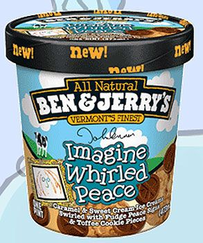 Ben & Jerry's, might also describe me as a brand. It's high quality, all natural, and they have fun with their flavors