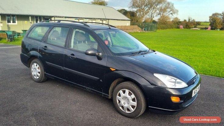 Ford Focus Estate 2001 1.6CL - MOT to Jan 18 - Cheap! #ford #focus #forsale #unitedkingdom