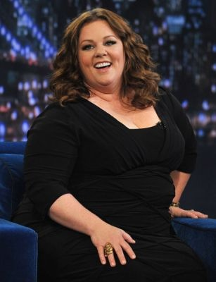 Melissa McCarthy....funniest actress I know!