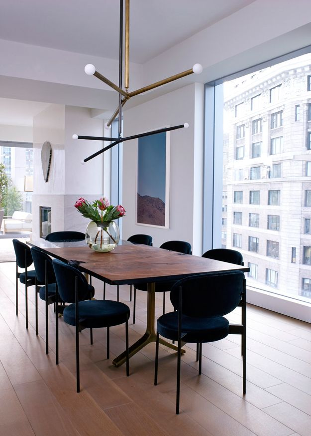 a penthouse in soho by studio db desire to inspire