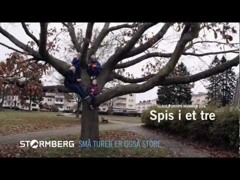 Stormbergs glade turtips - Spis i et tre