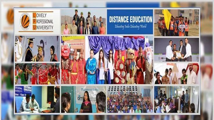 MCA,BCA,MBA Lovely Professional University Distance Education in Chandigarh Mohali