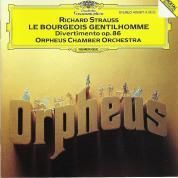 Strauss: Le Bourgeois Gentilhomme, Divertimento After Couperin / Orpheus CO | ArkivMusic