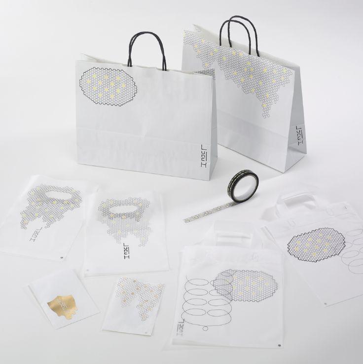 KIGI | キギ < taste > girly organic / elegant / < media material > DM / flyer package typography / logo < layout > layoutで分類した後にさらに分類 < shape > geometric < decoration > 分類した後にさらに分類