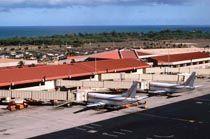Kahului Airport - Maui, Hawaii