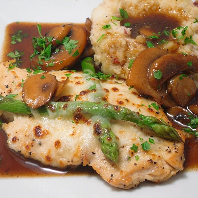 Chicken Madeira is listed (or ranked) 6 on the list Cheesecake Factory Recipes