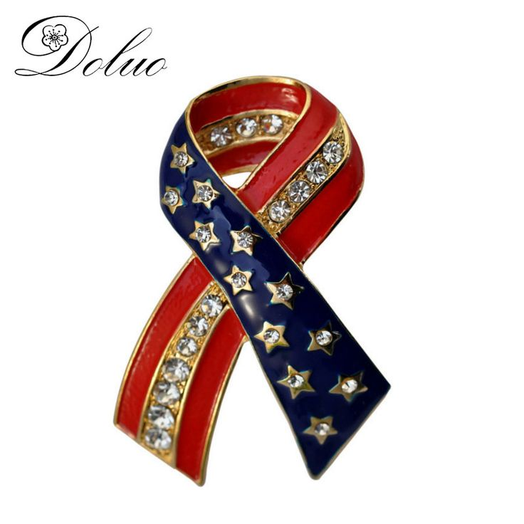 Cheap brooch pins, Buy Quality enamel brooch directly from China pin brooch Suppliers: Ribbon Brooch PIN 10pcs/ lot Alloy Enamel Brooch American Flag Pin brooch PIN for July 4th Jewelry