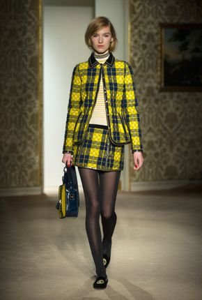 Fay Autumn - Winter 2013/14 Women's Collection Fashion Show.