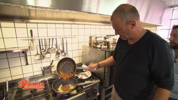 Gnocchi mit Salsiccia - Rosins Restaurants - Kabeleins