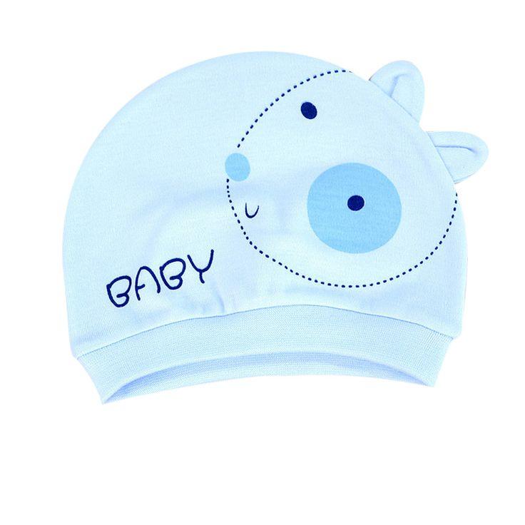 Pasgeboren fotografie accessoires herfst baby hoed warm katoen peuter cap kids meisje boy hoeden babybonnet kids hoed laagste prijs