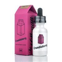 Image of The Milkman E-Liquid - Crumbleberry - 30ml