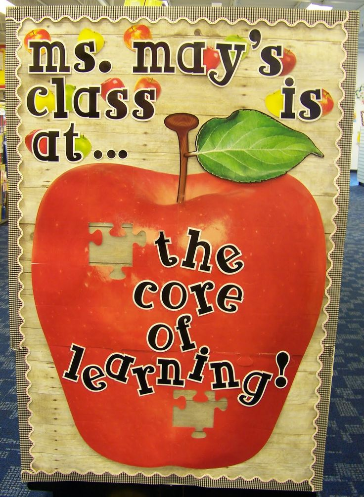 free welcome back to school bulletin boards   Welcome+back+to+school+bulletin+boards+with+apples