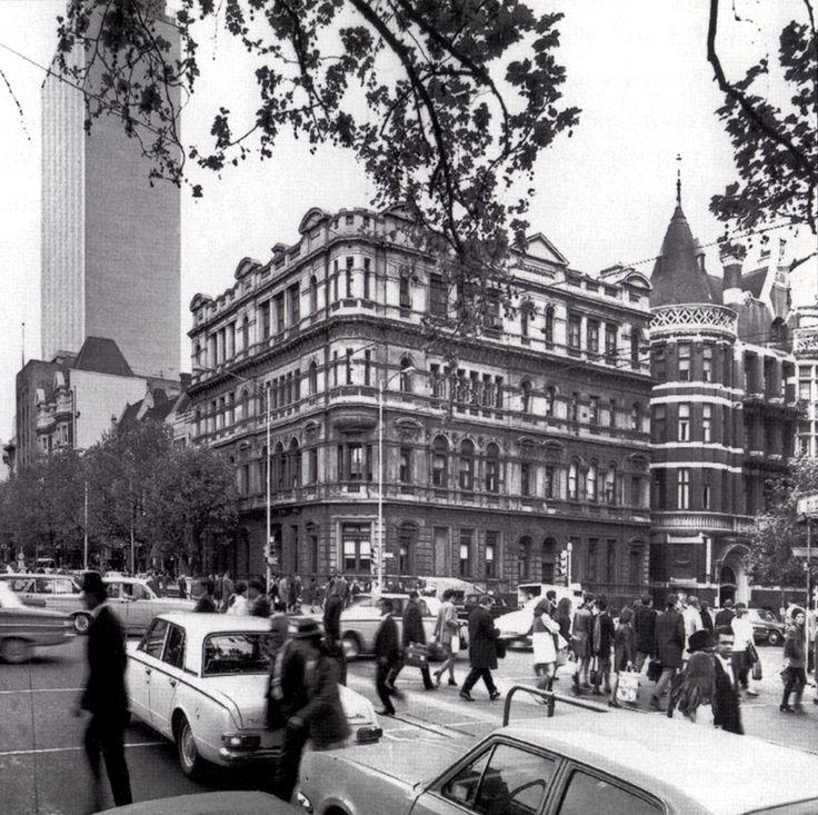 The Alexandra Club, 133-139 Collins St, Melbourne, c 1960s