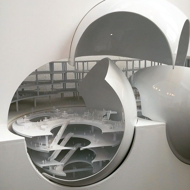 by @corbiza #next_top_architects #ucla