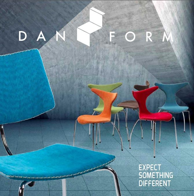 New catalogue from DAN-FORM. Check it out on our website!