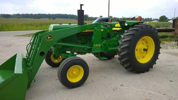 John Deere 2440 : John deere w loader tractors pinterest