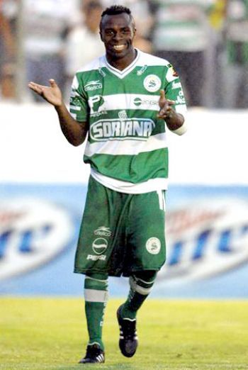 Top 30 Santos: 10) Christian Benítez