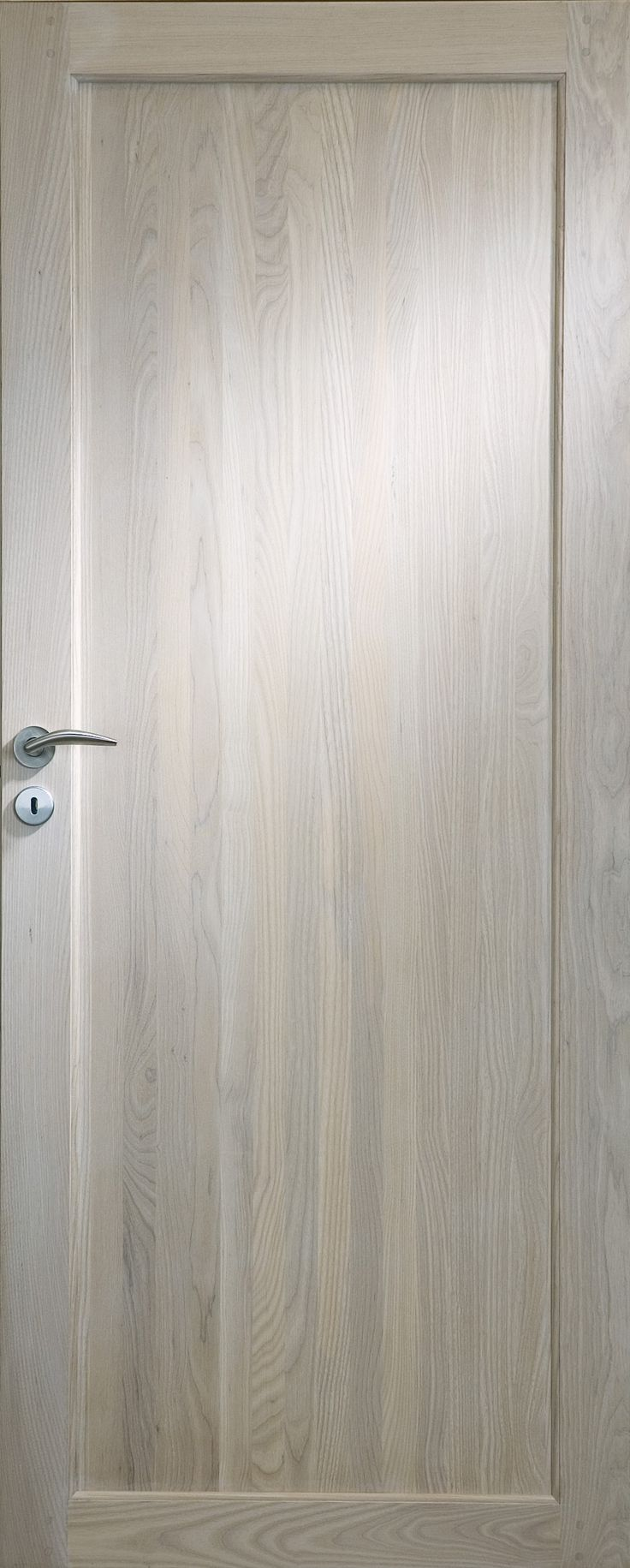 Modern interior doors seattle - Idea For Floor Covering To Go With Grey Doors And White Frames Modern Interior Door