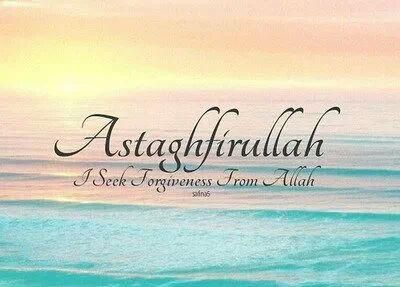 Allah loves us more than we can ever imagine. Always Cleanse yourself of sins by constantly seeking forgiveness!