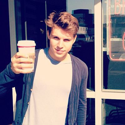 Nolan Gerard Funk Bio, Photos, Facts: Glee Warbler Actor Trivia ...