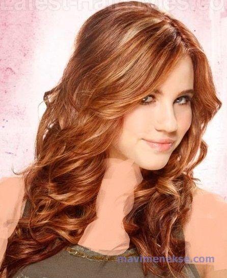 en güzel uzun saç renkleri   Kadın & Moda