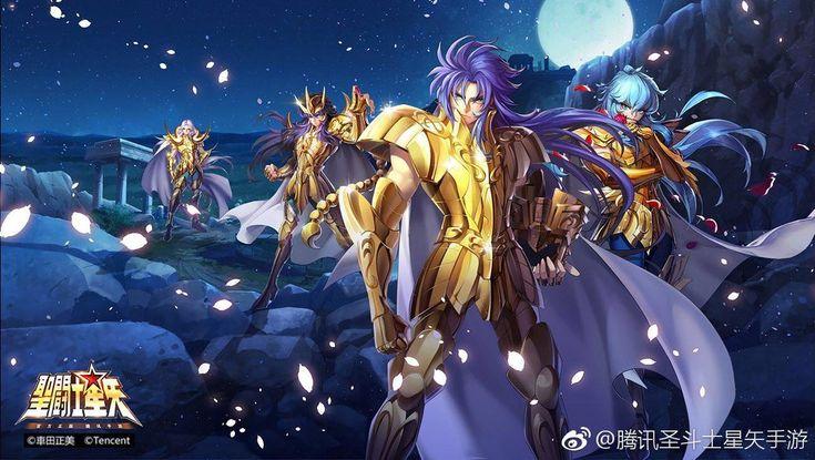 New Saint Seiya Game Wallpaper HD 1 by SONICX2011.deviantart.com on @DeviantArt