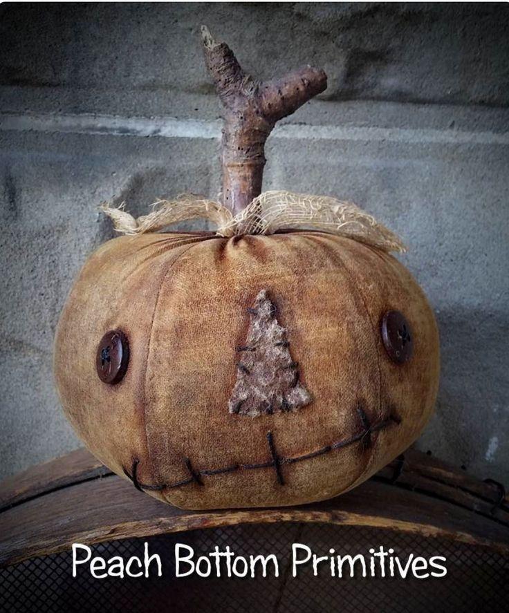 Little Pumpkin Jack - Peach Bottom Primitives