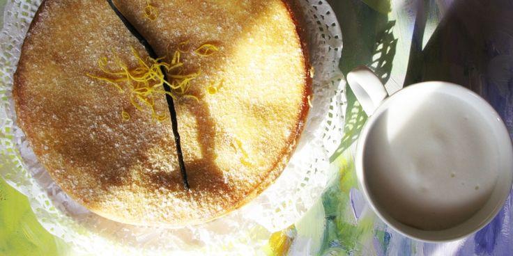 Kitchenette - Babiččin tvarohový pie
