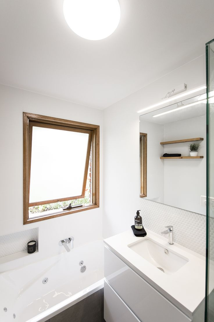 Another stylish bathroom renovation completed by our
