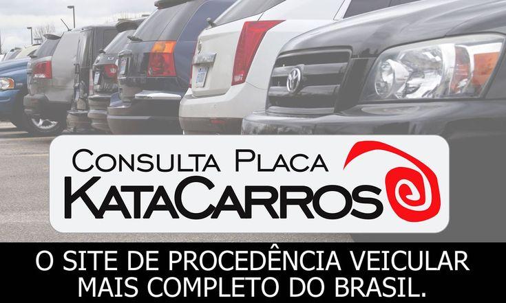 CONSULTAR VEICULO PELA PLACA - CONSULTA DE PLACAS KATACARROS