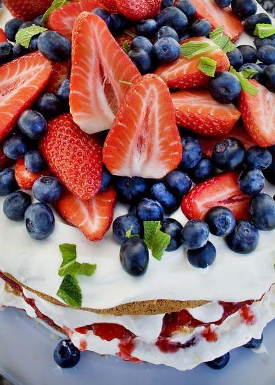 Slik lager du verdens beste 17. mai-kake - tema - Dagbladet.no