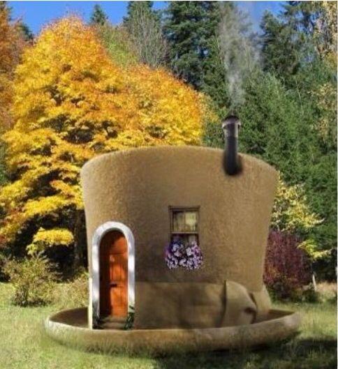 Hat House ...